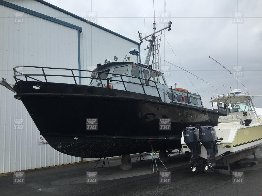65 500hp Offshore Crew/Fast Supply Vessel (FSV) For Sale