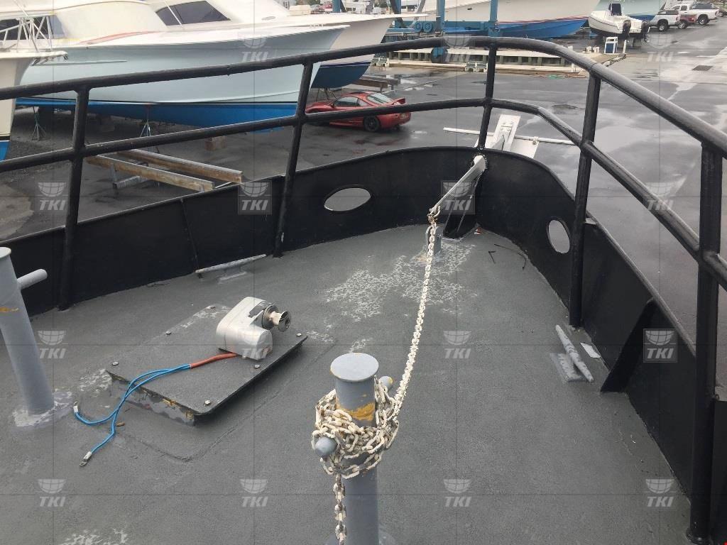65 500hp Offshore Crew/Fast Supply Vessel (FSV) For Sale