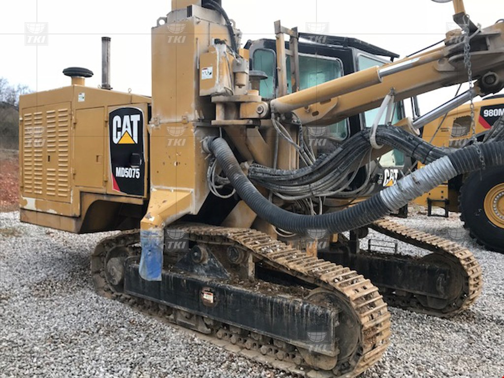 2012 Caterpillar MD5075